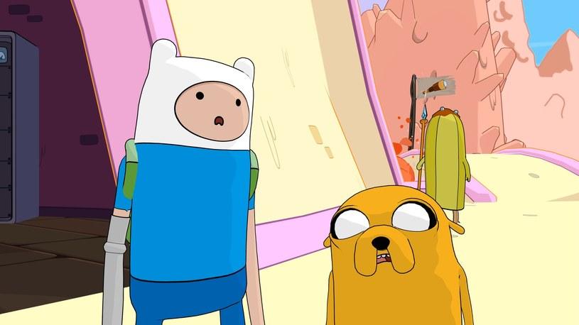 Adventure Time: Pirates of Enchiridion /materiały prasowe
