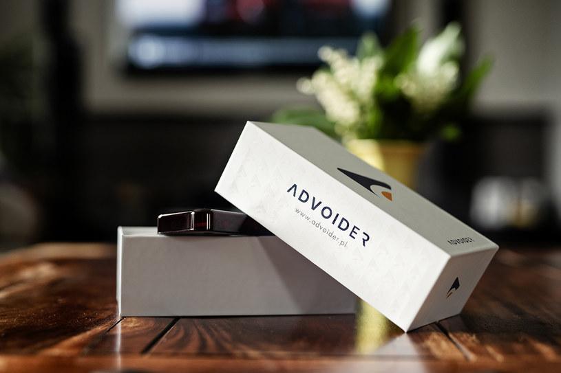 Advoider - specjalne urządzenie obsługujące cały system /materiały prasowe