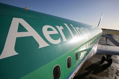 Aer Lingus jest na celowniku Ryanaira /AFP