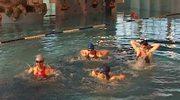 Aerobic w wodzie - zajęcia dla początkujących