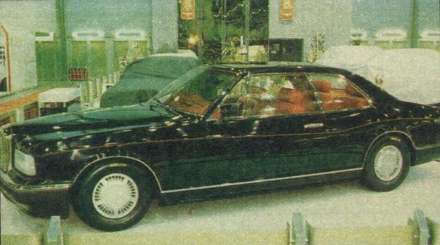 Aerodynamika powoli wkracza do pracowni stylistów takich nawet marek jak Rolls Royce i Bentley. Oto jak wyobrażają sobie oni coupe lat 90. /Motor