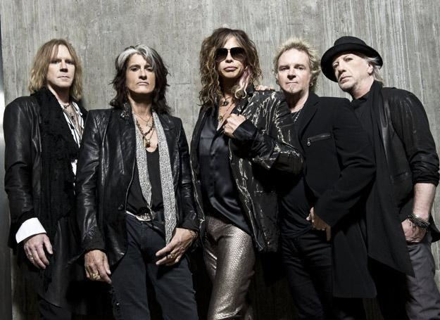 Aerosmith szykują prezent dla polskich fanów /Sony Music