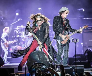 Aerosmith w Krakowie: Ostatni pocałunek