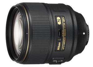 AF-S NIKKOR 105mm f/1.4E ED - nowe szkło portretowe Nikona