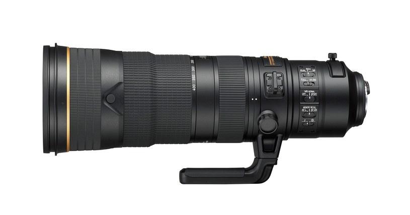 AF-S NIKKOR 180–400mm f/4E TC1.4 FL ED VR /materiały prasowe