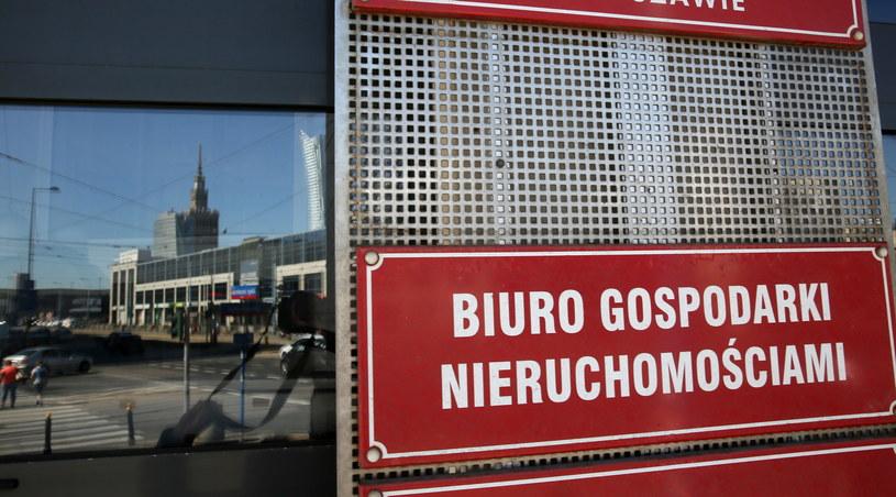 Afera reprywatyzacyjna w stolicy, zdj. ilustracyjne /Tomasz Gzell /PAP