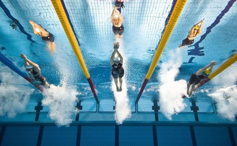 Afera wstrząsnęła kadrą pływacką Korei /AFP