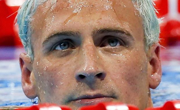 Afera z Ryanem Lochte. Pływak musi złożyć zeznania w Brazylii