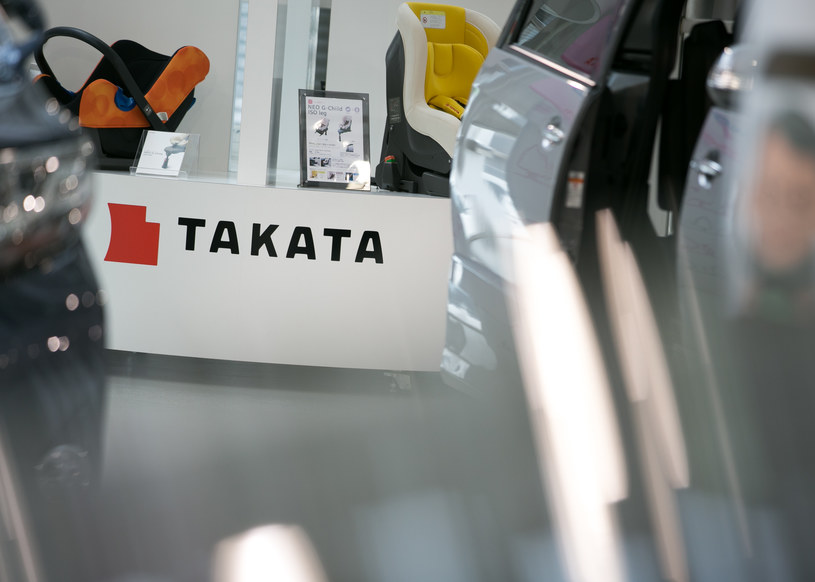 Afera z wadliwymi poduszkami doprowadziła do upadku ich producenta - japońską firmę Takata /Getty Images
