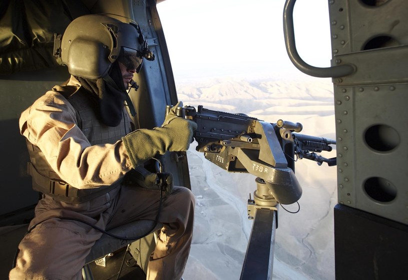 Afgainistan żołnierz. Fot. Anadolu Agency /Getty Images