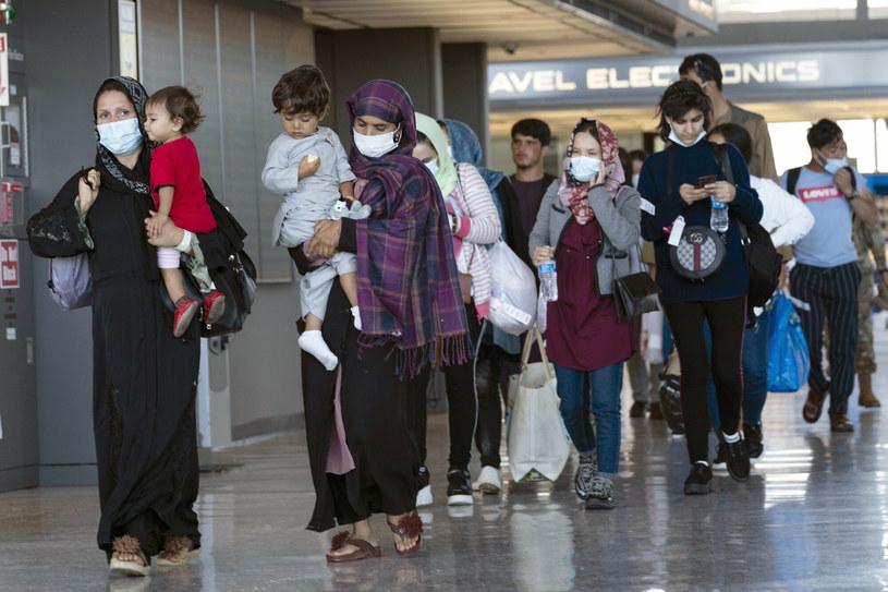 Afgańczycy ewakuowani z Kabulu /FR159526 AP/Associated Press /East News