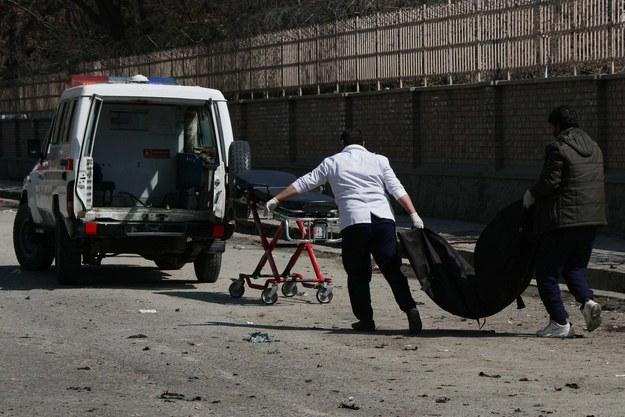 Afganistan: 59 zabitych, 57 rannych w nalocie na medresę /AA/ABACA /PAP/EPA