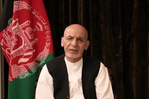 Afganistan: Były prezydent Aszfar Ghani przeprosił naród