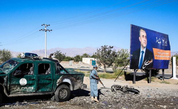 Afganistan: Co najmniej 46 ofiar dzisiejszych zamachów
