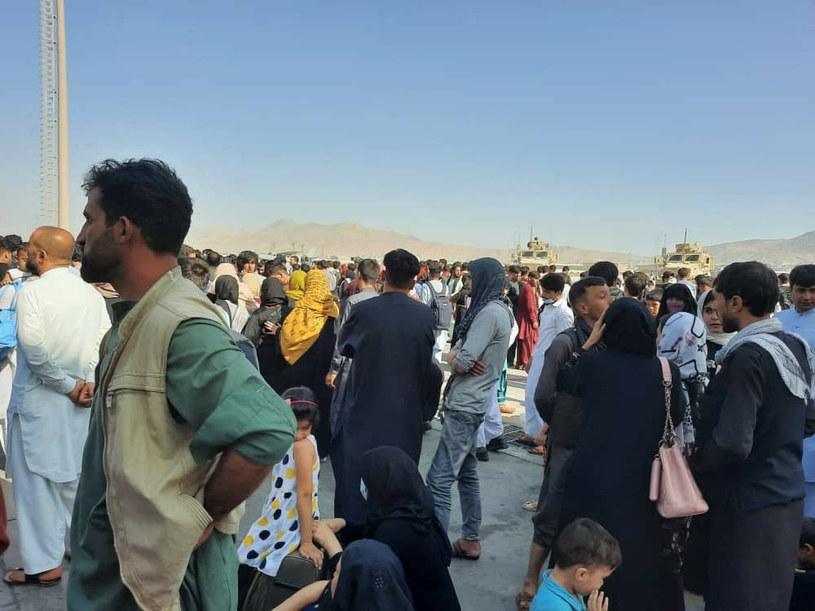 Afganistan czeka kryzys głodowy /-/AFP/East News /East News