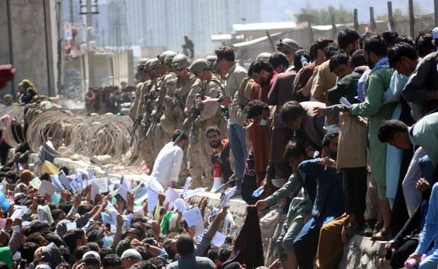 Afganistan. Ewakuacja cywilów z Kabulu dobiega końca