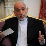Afganistan: Karzaj chce zmiany amerykańskiej strategii