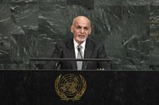 Afganistan: Prezydent Aszraf Ghani opuścił kraj. Talibowie chcą pełni władzy