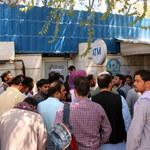 Afganistan: Protesty przed bankami w Kabulu