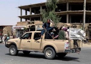 Afganistan: Siły antytalibskie zajęły trzy dystrykty na północy kraju