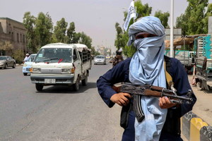 Afganistan: Talibowie kompletują rząd