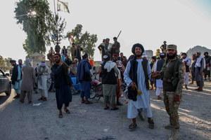 Afganistan. Talibowie przejęli amerykańskie uzbrojenie