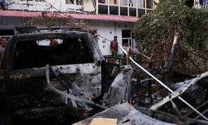 Afganistan. W ataku sił USA na zamachowca samobójcę zginęło troje dzieci