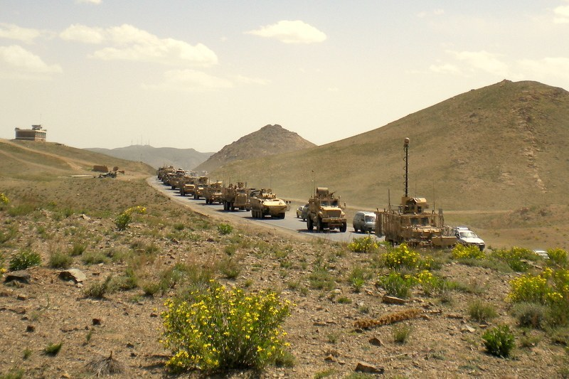 Afganistan /PKW Afganistan /