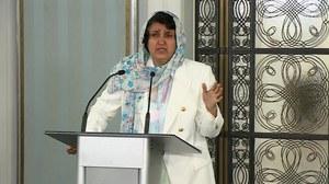 Afgańska parlamentarzystka: Serdecznie dziękuję państwu polskiemu