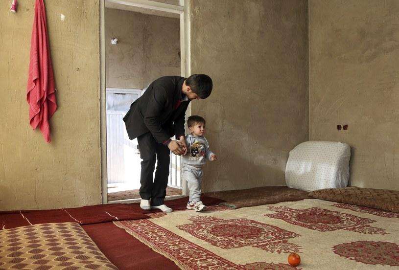 Afgański chłopiec nazywa się Donald Trump /AP/EAST NEWS /East News
