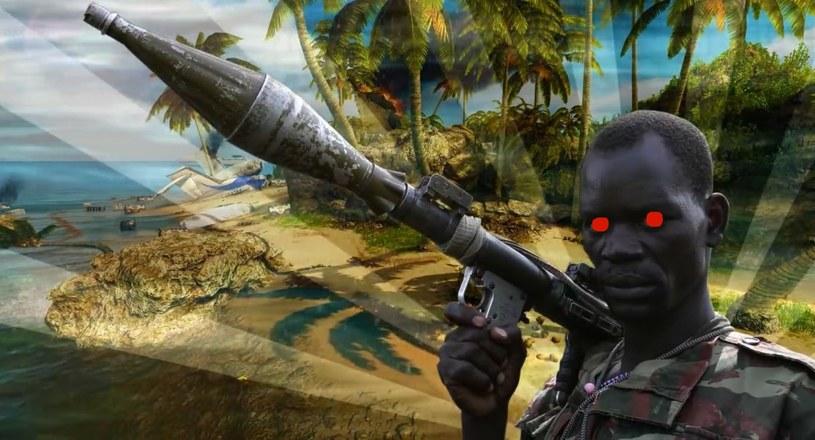 African Drug Lord: Tak w internecie wizualizowana jest jego demoniczna postać /YouTube