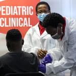 Afryka: Niski poziom wyszczepienia. Pełną ochronę ma mniej niż 3,5 proc. populacji