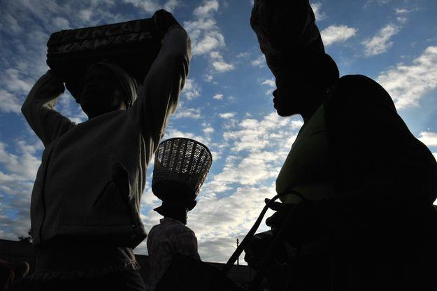 Afrykanie cenią sobie autorytety /AFP