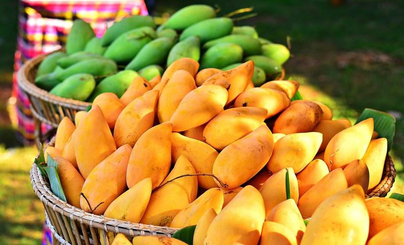 Afrykańskie mango redukuje tkankę tłuszczową w okolicach bioder! /123RF/PICSEL