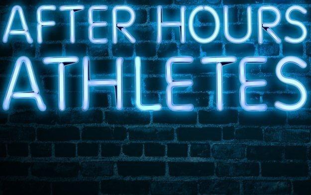 After Hours Athletes - motyw graficzny /Informacja prasowa