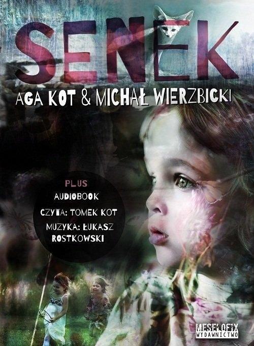 """Aga Kot, Michał Wierzbicki """"Senek"""" /materiały prasowe"""