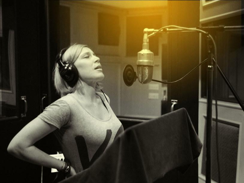 Aga Zaryan nagrywała tę płytę w studiu w Los Angeles /Mateusz Stankiewicz (AF Photo) /materiały prasowe