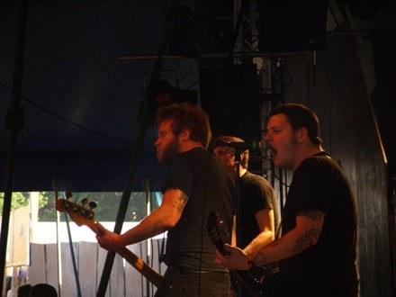 Against Me! na Roskilde 2007 /INTERIA.PL