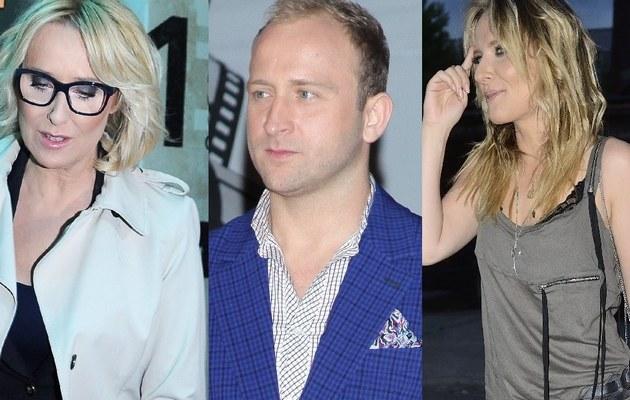 Agata,  Borys i Patrycja /- /MWMedia