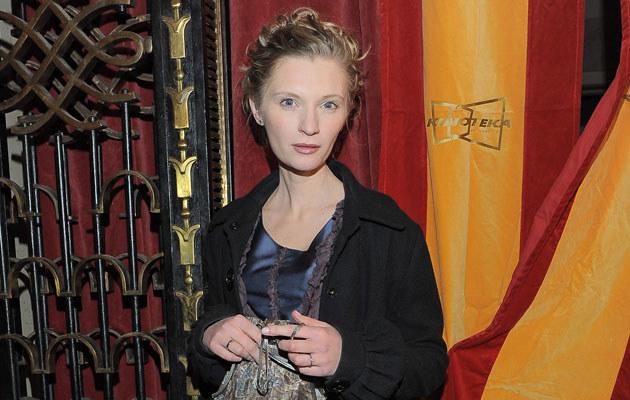 Agata Buzek, fot. Paweł Przybyszewski  /MWMedia