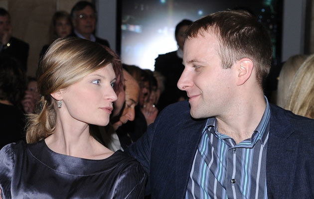 Agata Buzek i Adam Mazan /Michał Nicol /MWMedia