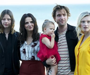 "Agata Buzek i Robert Pattinson na premierze filmu ""High Life"""