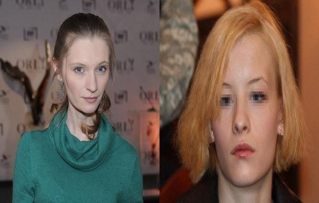 Agata Buzek, Katarzyna W. /- /MWMedia/pomponik.pl