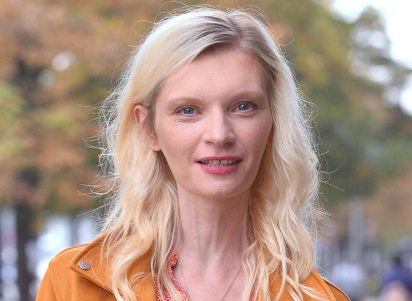 Agata Buzek. Warszawa /MWMedia