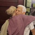 Agata Buzek z tatą na salonach! Nieczęsty widok!
