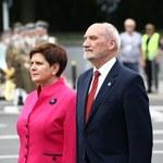 Agata Duda i Beata Szydło w różowych stylizacjach na na Obchodach Święta Wojska Polskiego!