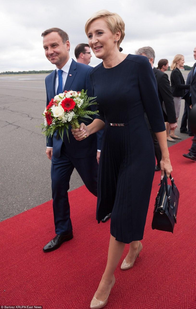 Agata Duda /- /East News
