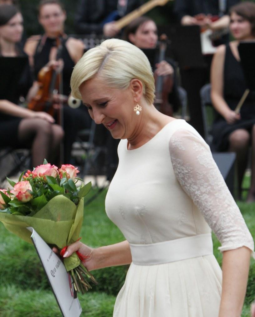 Agata Duda /Stanisław Kowalczuk /East News