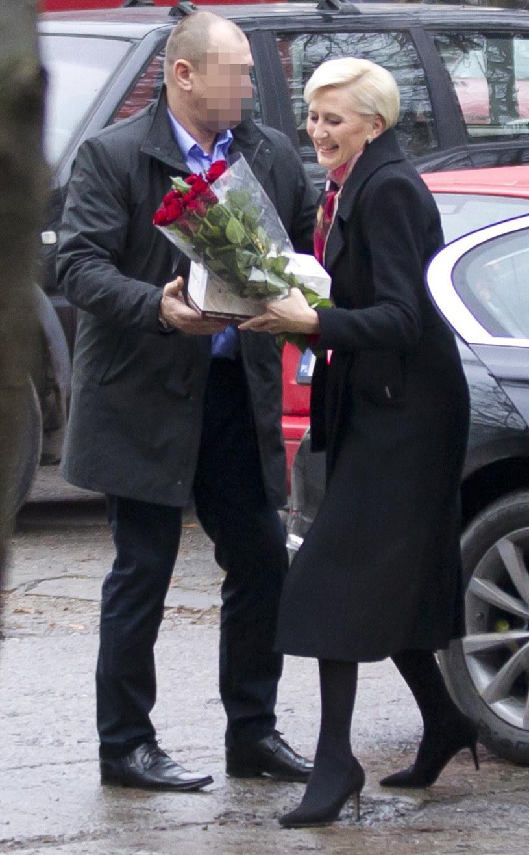 Agata Duda /Łukasz Gagulski /East News