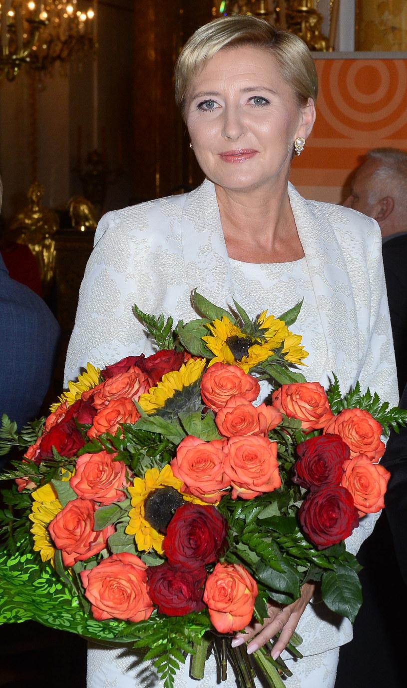 Agata Duda /Jarosław Antoniak /MWMedia